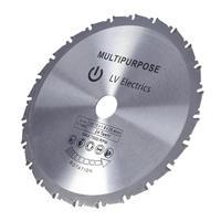 TCT многофункциональные круглые колеса диски циркулярная пила лезвие для резки по дереву для деревообработки металла пластиковые резки
