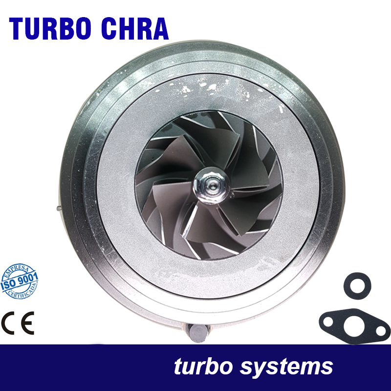 <font><b>gt1752v</b></font> turbo cartridge 7794021G 7794021H07 7794021K10 7794022H07 core chra for BMW X3 (E83 E83N) 150HP 110KW 2.0D M47TU 2004- image