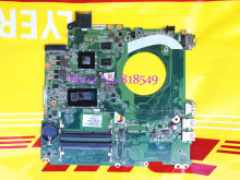 Free Shipping DAY11AMB6E0 Motherboard For HP ENVY 15-K Notebook Mainboard 766473-501 766473-001 with intel i5-4210U 840M 2G
