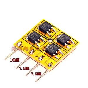 Image 2 - Высокоскоростная плата моста выпрямителя 16 А 600 в 18 наносекунд для аудиоусилителя