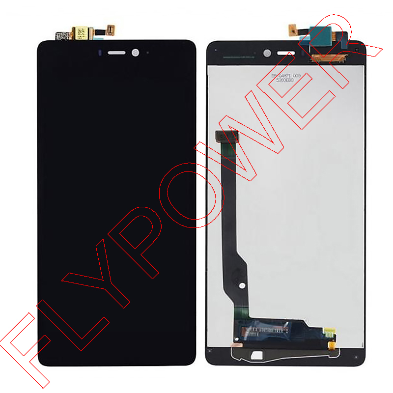 Подробнее о For Xiaomi Mi4c LCD Display Screen 100% New Digitizer Assembly Replacement For Xiaomi Mi4c Mi 4C ( Prime ) lcd display touch screen digitizer assembly for xiaomi mi4c mi 4c m4c replacement parts