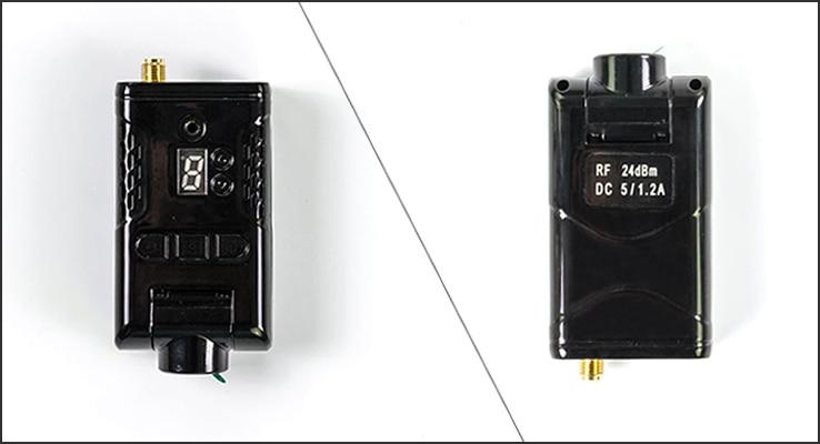 SKY-HD01 5.8G 1080P HD FPV -lähettimen DV-kamera AIO (SKY HD01 - Kamera ja valokuva - Valokuva 4