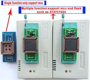 Image 4 - TL866II Plus USB programmer + 13 adapters IC Clip 1.8V nand flash 24 93 25 mcu Bios EPROM F/ NAND EEPROM MCU PIC IC Tester