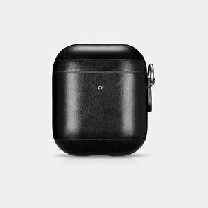 Image 5 - Leather Case For Apple Airpods 2 Airpods 1 Protective Case Vintage Design Headphone Leather Case LED Light Cover
