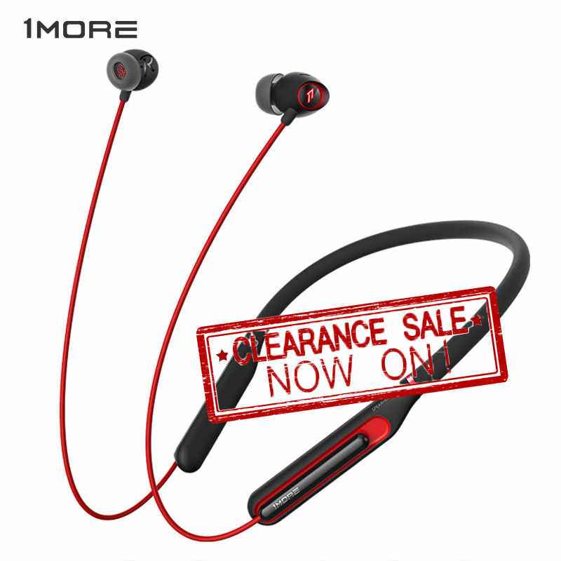 1MORE Spearhead VR BT In-Ear Earphones with Mic, 3D Stereo Wireless Audio, LED, Noise Cancellation, Gaming Earphone E1020BT