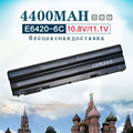 4400 мАч Батареи Ноутбука для Dell Latitude E5420 E5430 E5520 E5520m E5530 E6120 E6430 E6520 E6420 E6530 для Vostro 3460 3560