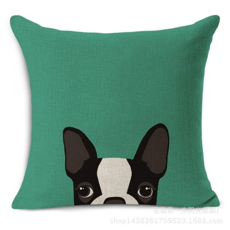 HTB1dWR3MFXXXXb7XFXXq6xXFXXXK - Pug Pillow Cover