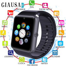 Smart watch clock SmartWatch Support TF Sim Card Phone Call Push Message Camera Bluetooth Connectivity For Android IOS Phone smartwatch q18 smart watch support sim tf card phone call push message camera bluetooth connectivity for ios android phone