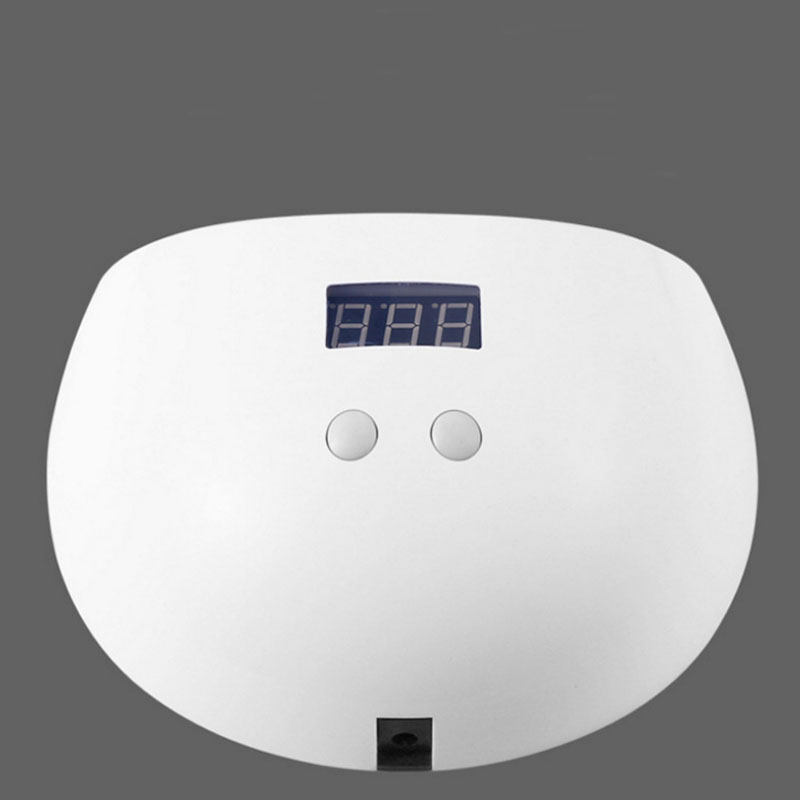 24W Nail Dryer 12 LED Three Time Setting Smart Motion Sensor UV Lamp Light For Curing UV Nail Gel USB Connector 60/90/120s