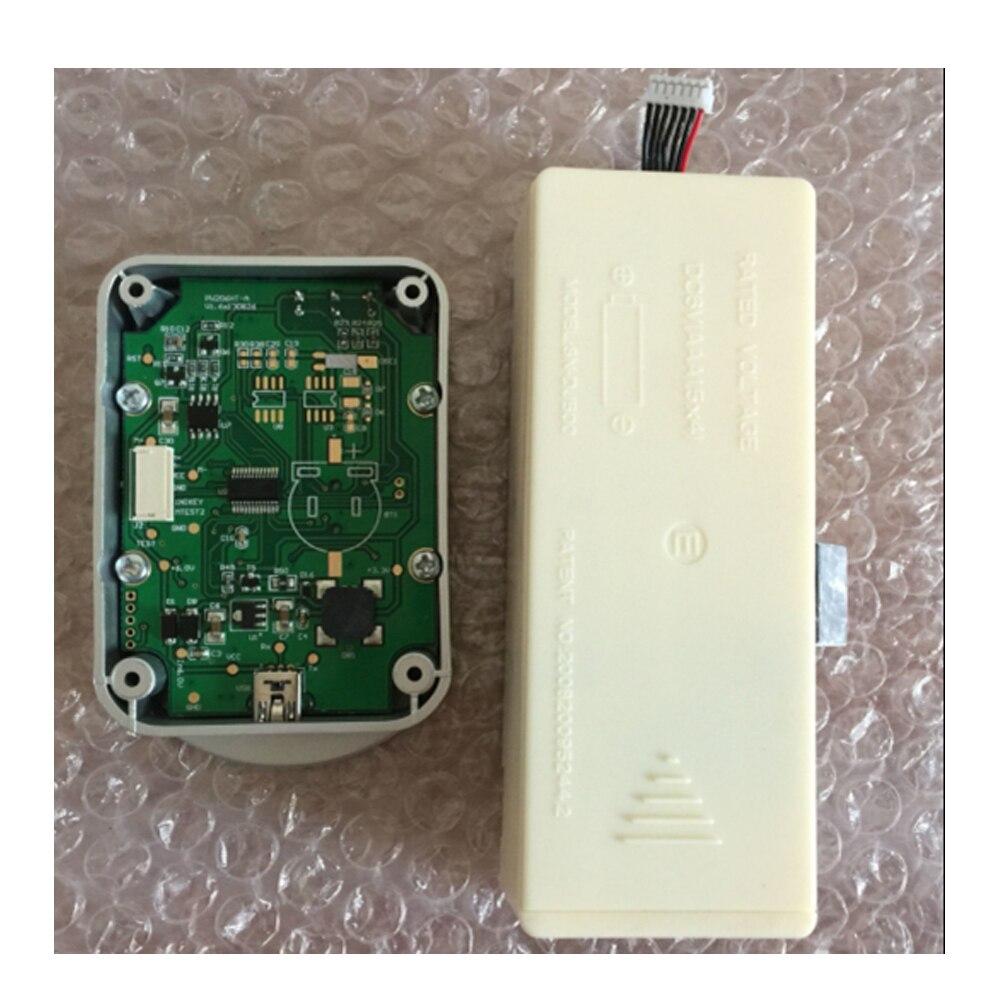 Image 4 - DC 6V электронный пароль замок двери шкафа электронный кодовый замок ящика/файл замок шкафа-in Электрический замок from Безопасность и защита on AliExpress