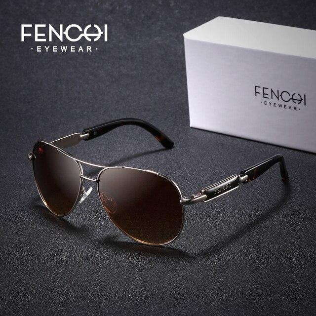 FENCHI Rosa 2021 gafas de sol de las mujeres polarizado Sunglasess de conducción 2020 gafas de sol de Aviador hombres señoras oculos de sol feminino 2