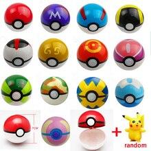 Pokeball случайная fun цифры стили аниме бесплатный шары & спортивная игрушка