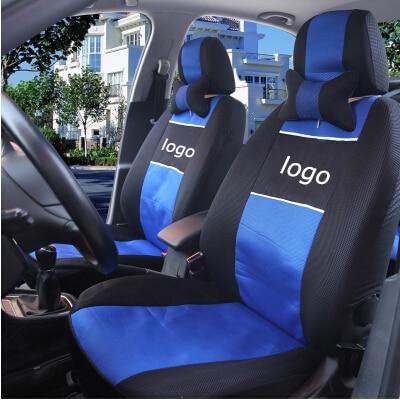kalaisike Universal car seat covers for Alfa Romeo all models Giulia Stelvio car styling car accessories