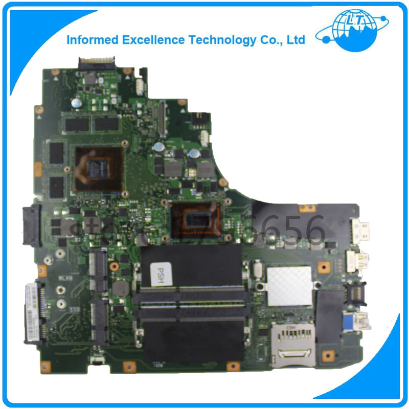 Подробнее о For Asus K46CB Laptop Motherboard With I7 CPU PM Mainboard REV.2.0 100% Fully Tested Free Shipping laptop motherboard for asus s301la with sr170 i3 cpu on board ddr3 mainboard fully tested 100