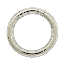 2MM THICK TITANIUM BODY PIERCING JEWELRY SEGMENT RING EAR NOSE LIP NIPPLE GENITAL PIERCING RING(China)