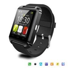 Bluetooth Smart Uhr U8 Armbanduhr U8 SmartWatch Für iPhone und Samsung S4/Note/s6 HTC Android-Handy Smartwatch Geschenk Box