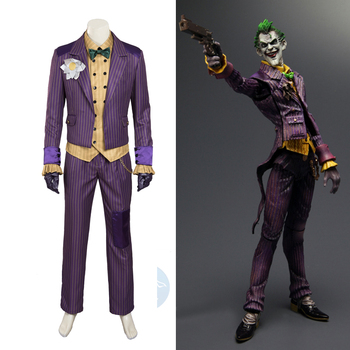 Hero Catcher Batman Arkham Knight Joker cosplay costume batman costume adult cosplay Batman Joker costume custom made фото