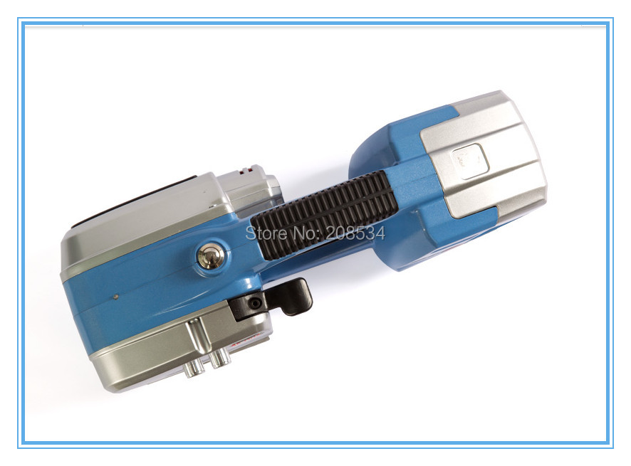 JD16 Batteria Reggiatrice per reggia in plastica PET PP, Reggiatrice - Set di attrezzi - Fotografia 4