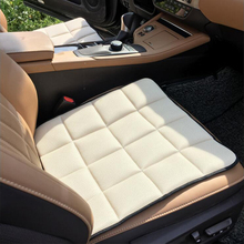 Car Seat Coves Charcoal Car Seat Four Seasons Universal Cushions Winter Car Seat Non-slip Car Seat Cover Interior Accessories(China)