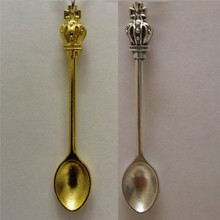 Buy Snuff Spoon Pendant And Get Free Shipping On Aliexpresscom