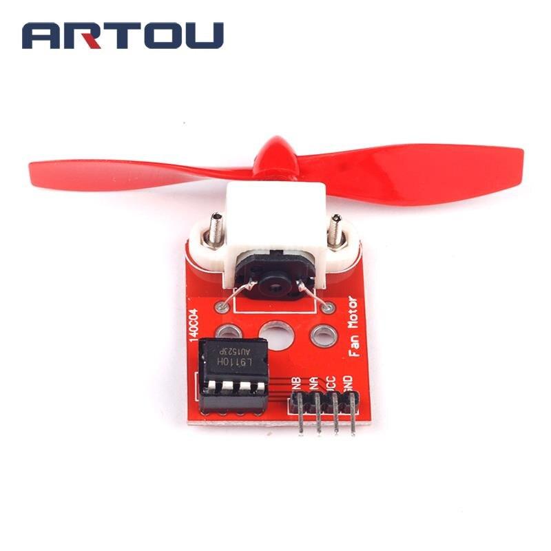 Buy Cheap Greatzt L9110 Fan Module For Arduino Robot Design And Development Control Diy Active Components