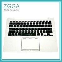 Натуральная 13 Клавиатура для ноутбука Упор для рук верхней крышкой Macbook Pro retina 13 A1425 верх чехла MD212 MD213 2012 год 613 0535 A