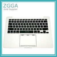 Genuine 13 Laptop US Keyboard Palmrest Top Lid For Macbook Pro Retina 13 A1425 Upper Case