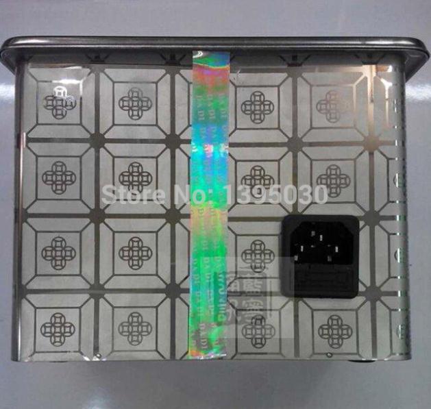 1PC Rustfrit stål Ultralyd rengøringsmiddel Ultralydsrensning - Husholdningsapparater - Foto 3