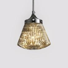 купить Modern Loft Light Master Bedroom Pendant Lights Crystal Vintage Art Deco Luminaria De Teto Pendente Loft Light Fixtures Reading дешево