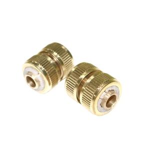 Image 5 - Las juntas de reparación de tuberías de cobre se alargan y se extienden 1/2 juntas de tubería para lavado de coches pistola de agua accesorios de tubería conector de manguera de jardín