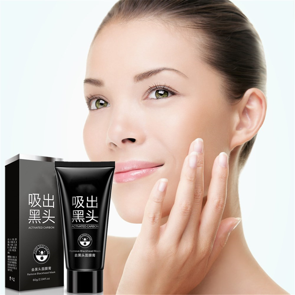 Skin Care Treatment: Black Mask For Face Skin Care Whitening Acne Treatment