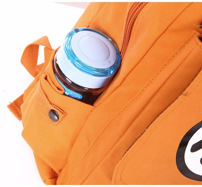 Dragon Ball Bag Lovely Blue Water Bottle