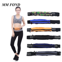 MM FOND 2018 Light Weight Fabric Women Unisex Waist Bag Hot Belt Bag Easy Matching Fashion