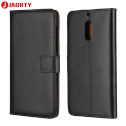 На Алиэкспресс купить чехол для смартфона case for nokia 6 6.1 plus leather cover card slot wallet case coque for nokia 6 phone case cover flip stand