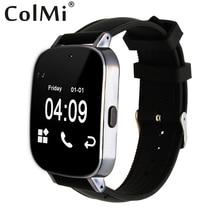 Colmi smart watch vs19หน้าจอโค้งกดappข้อความคำตอบโทรpedometerการเชื่อมต่อบลูทูธสำหรับโทรศัพท์androidสมาร์ทนาฬิกา