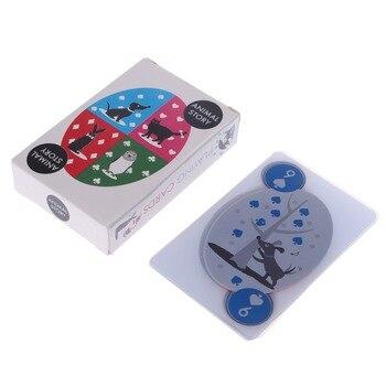 Pvc Transparente Poker Plastico Cristal Impermeable Naipes Partido