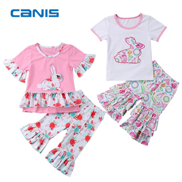 60aad48f8 2018 Brand New Newborn Toddler Infant Child Kids Baby Girls Outfit ...