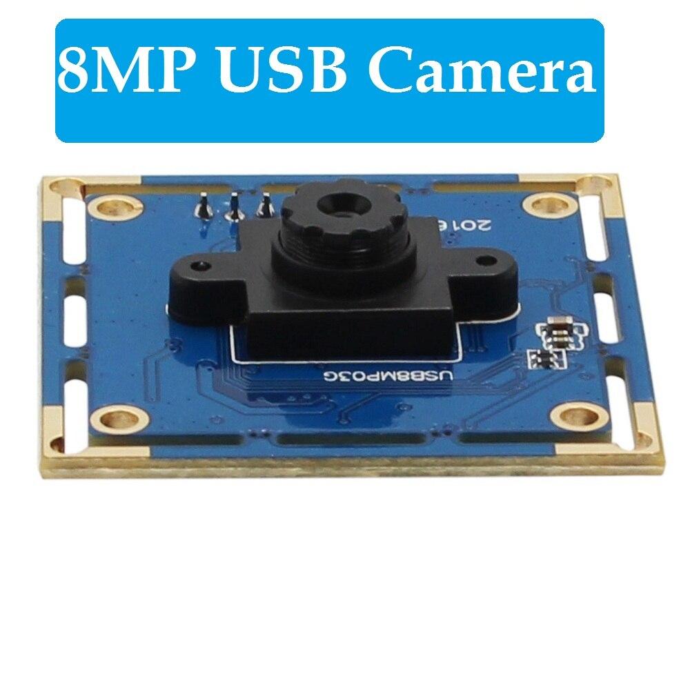 8MP High resolution Sony 1/3.2