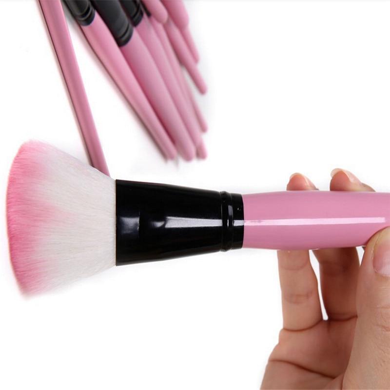 32pcs Makeup Brush Sets Professional Cosmetics Brushes Eyebrow Powder Lipsticks Shadows Make Up Tools Kits daily life eyebrow extension kits making up tools for eyebrow