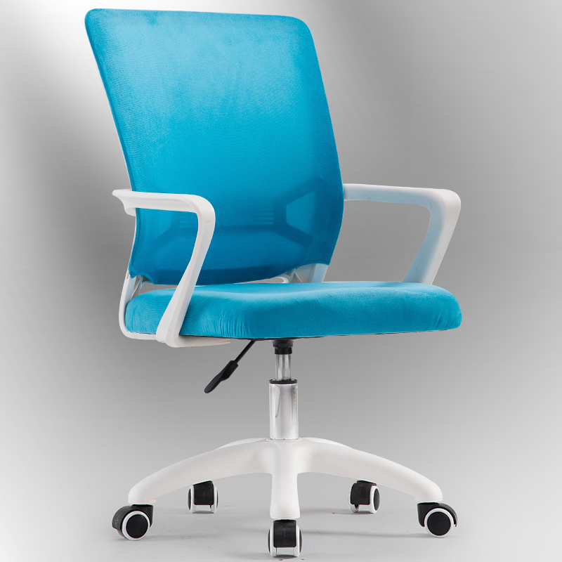 WB# 3771 Jie Ting computer home office staff dormitory mahjong lifting seat cloth chair wb 3365 auman computer home office cloth seat staff boss lunch gaming chair