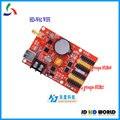 W62 HD-W62 (старая версия HD-W40) wifi беспроводной и USB порты светодиодная вывеска контроллер карты поддержка P10, P16, P20, F3.0, F3.75, F5.0