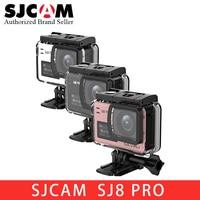 In Stock NEW SJCAM SJ8 Series SJ8 Air & SJ8 Plus & SJ8 Pro 1290P 4K Action Camera WIFI Remote Control Waterproof Sports DV