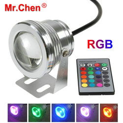Free shipping waterproof outdoor lighting boat moto car bicycle garden pool lamp underwater spot work rgb.jpg 250x250