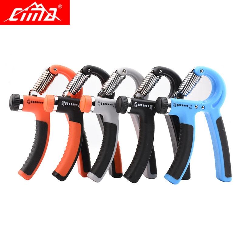 цена на CIMA Hand grips Adjustable 10-40KG Fitness Gym Heavy gripper Power Hand muscle Exerciser expander Wrist Strength training Grip