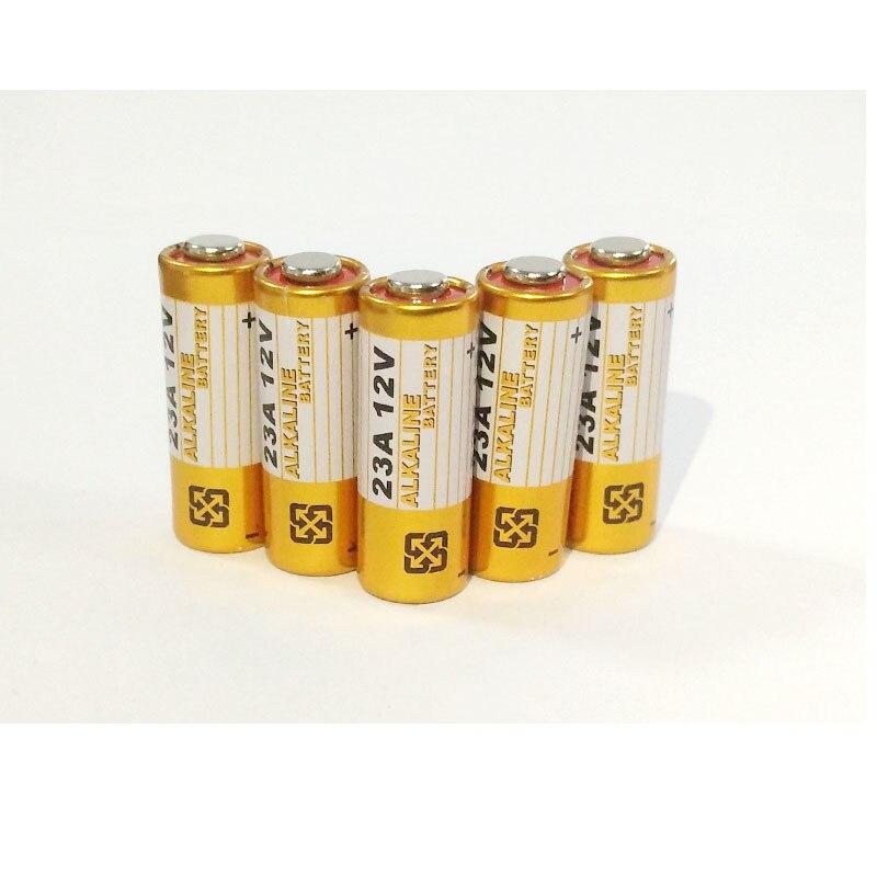 Cncool 5 шт. Щелочная батарея 12 В 23A аккумулятор 12 В 27A 23A 12 V 21/23 А23 E23A <font><b>MN21</b></font> RC дистанционного управления пульт дистанционного управления батареи RC ча&#8230;