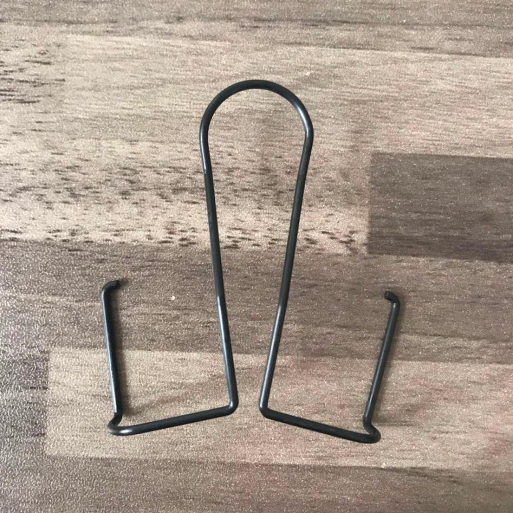 50 Stücke Ersatz Gürtel Clips Für Shure Pg1 Pgx1 Slx1 Taschensender Kunden Zuerst Mikrofone Unterhaltungselektronik