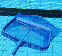 Swimming pool accessories leaves remove rake and bag skimmer pool cleaning equipment 1 pcs free shipping