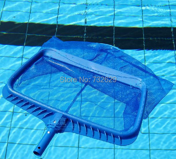 Swimming Pool Accessories Leaves Remove Rake And Bag Skimmer Pool Cleaning Equipment 1 Pcs Free