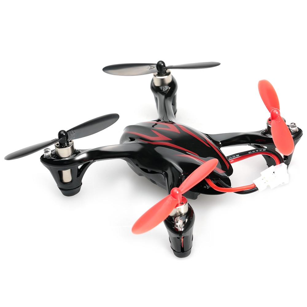 2016 New RC Drone Dron Hubsan X4 H107C 2.4GHz 6 Axis Gyro 4CH Quadcopter with 0.3MP Camera Flying Helicopter Night Flight Drones cheerson cx 20 drones auto pathfinfer open source flight controller 2 4ghz 4ch 6 axis rc quadcopter with gps helicopter drone