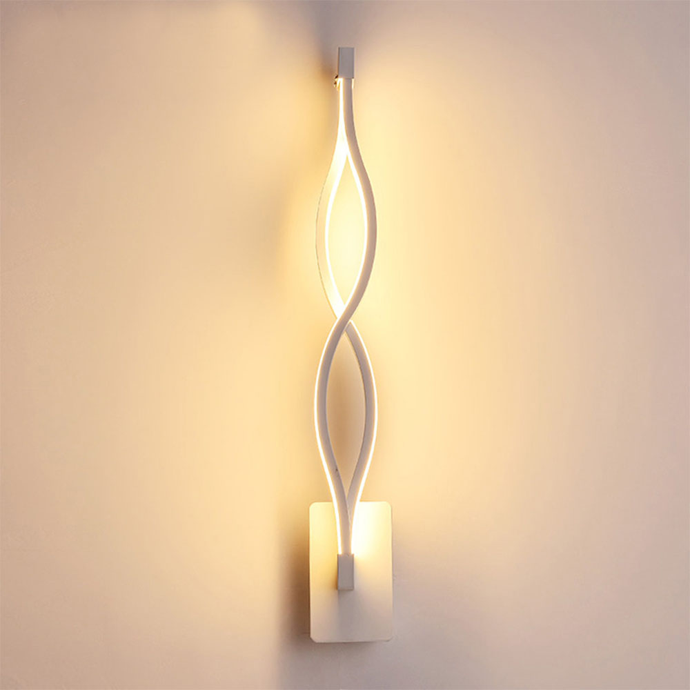 DBF]Wall Light 19W Living Room Bedroom AC220V LED Indoor Wall Lamp ...
